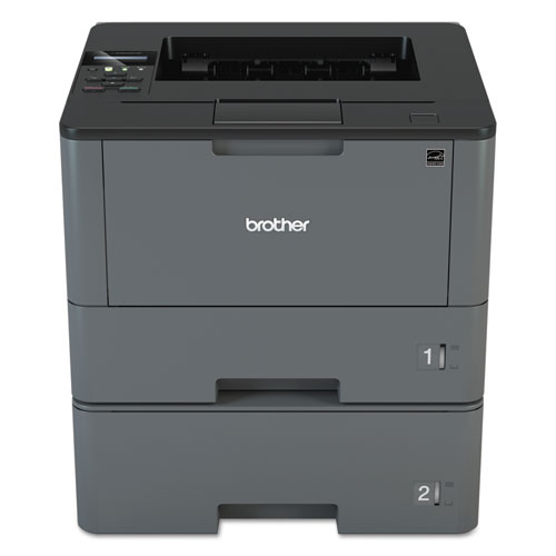 HLL5200DWT Business Laser Printer with Wireless Networking, Duplex and Dual Paper Trays
