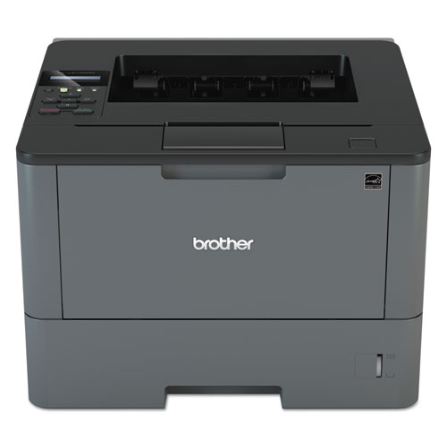 HLL5100DN Business Laser Printer with Networking and Duplex