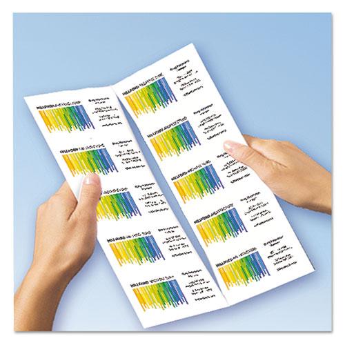 Clean edge business cards laser 2 x 3 12 white 400box office clean edge business cards laser 2 x 3 12 white 400box office source 360 colourmoves
