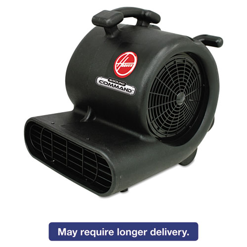 Ground Command Super Heavy-Duty Air Mover, 12 A, 30lb ...