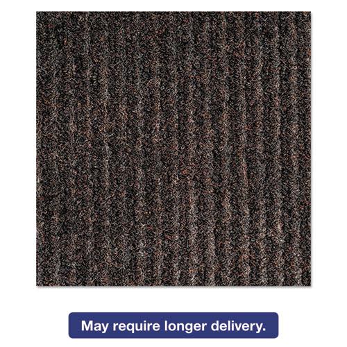 Needle-Rib Wiper/Scraper Mat, Polypropylene, 36 x 48, Brown NR0034BR