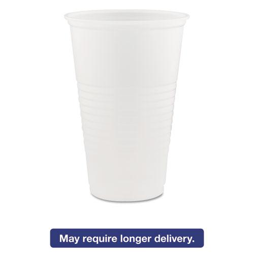 Conex Galaxy Polystyrene Plastic Cold Cups, 20oz, 1000/Carton Y20