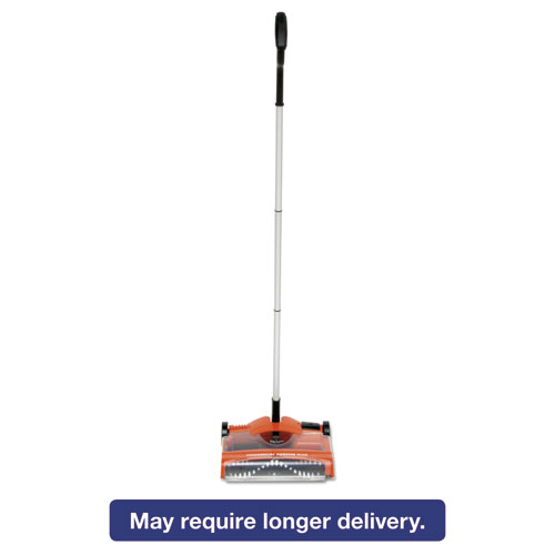 Sweeper, Orange, 4 A, 12 1/2 x 10 1/2 x 43 1/2 RY8447