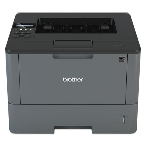 Brother HLL5200DW Business Laser Printer with Wireless Networking and Duplex Printing