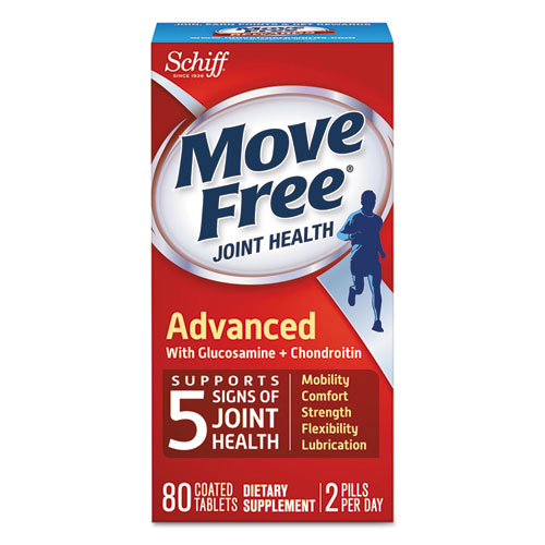 Move Free® Move Free Advanced Joint Health Tablet, 80 Count