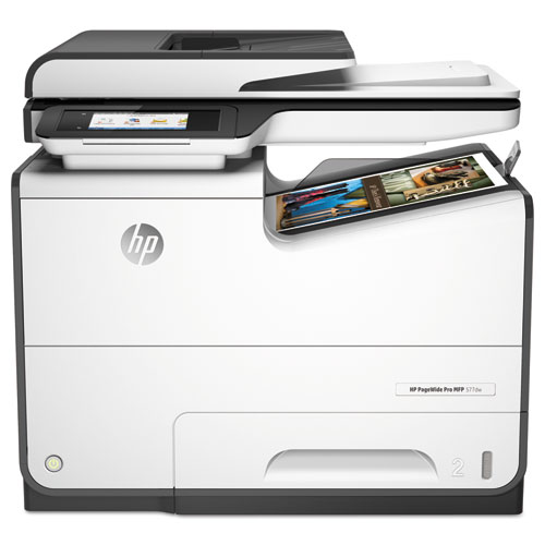 PageWide Pro 577dw Multifunction Printer, Copy/Fax/Print/Scan