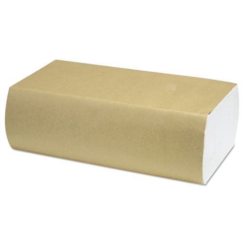 Select Folded Paper Towels, Multifold, White, 9 1/8x9.5, 250/Pack, 16/Carton