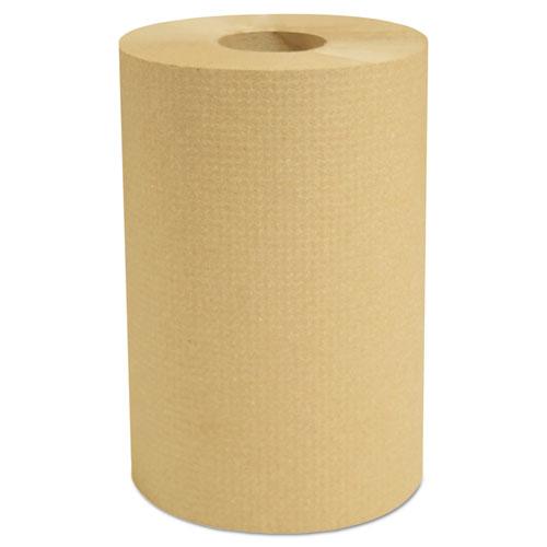 Select Roll Paper Towels, Natural, 7 7/8 x 350 ft, 12/Carton