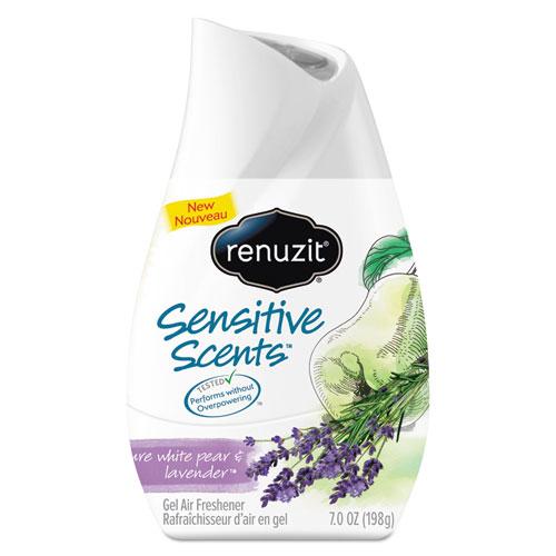 Renuzit® Adjustables Air Freshener, Pure White Pear & Lavender, 7 oz Cone
