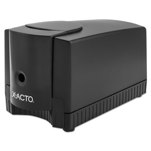 Magnum Office Electric Pencil Sharpener, AC-Powered, 4 x 7 x 3.75, Black