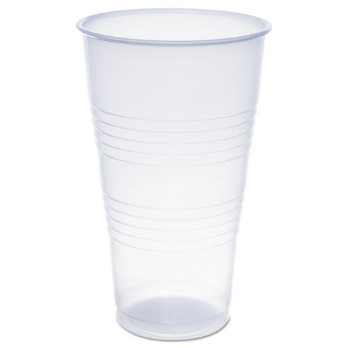 Conex Galaxy Polystyrene Plastic Cold Cups, 24 oz, Cold, 1000/Carton Y24