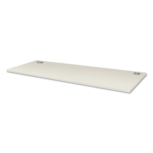 Voi Rectangular Worksurface, 60w x 24d, White