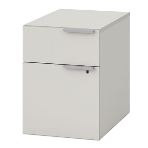 HONR Voi Mobile Box File Pedestal 15 3 4w X 20 11 16d 21 7 16h Brilliant White