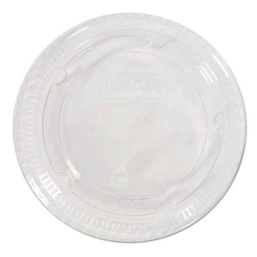 Cold Drink Cup Lids for 16-24 oz Plastic Cold Cups, Clear,100/Pk, 10Pk/Ctn CL1624