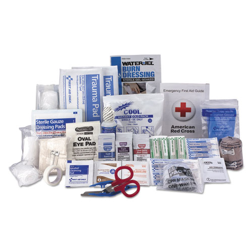 50 Person ANSI A First Aid Kit Refill, 183 Pieces