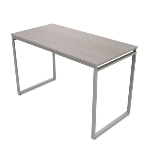 Seven Series Rectangle Desk, 47 1/4 x 23 5/8 x 29 1/2, Ash SV750ASH