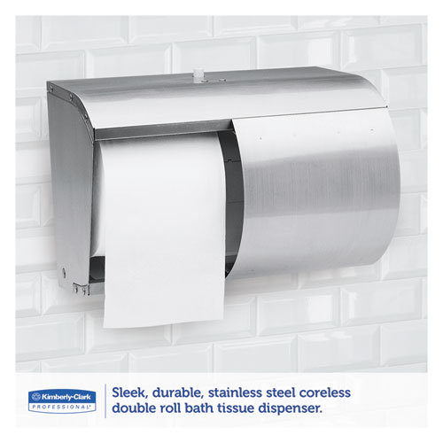 Kcc09606 Kimberly Clark Coreless Double Roll Tissue