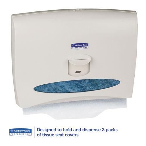 Personal Seats Toilet Seat Cover Dispenser 17 1 2 X 2 1 4 X 13 1 4 White