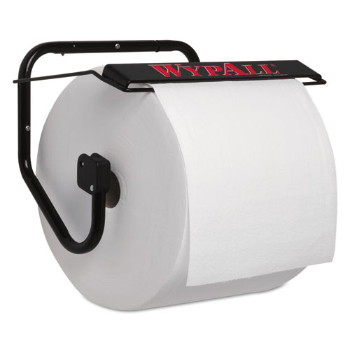 L40 Towels, Jumbo Roll, White, 12.5x13.4, 750/Roll | by Plexsupply