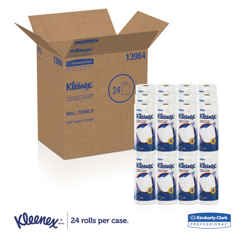 KCC13964 Kleenex Premiere Kitchen Roll Towels