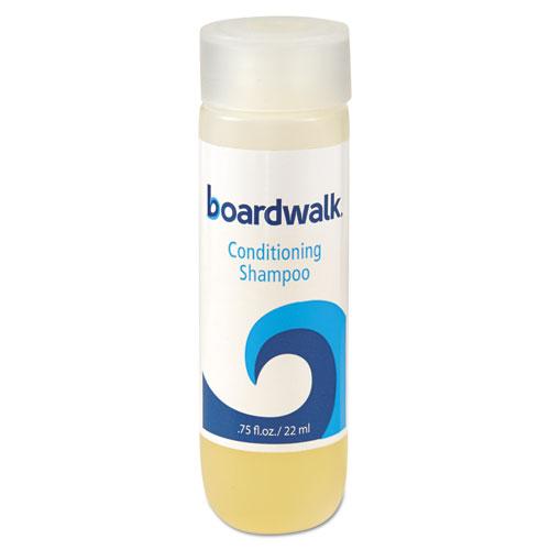 Conditioning Shampoo, Floral Fragrance, 0.75 oz. Bottle, 288/Carton