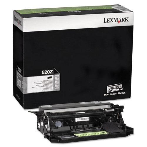 Lexmark™ 52D0Z00 Drum, Black