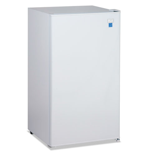 3.3 Cu.Ft Refrigerator with Chiller Compartment, White | by Plexsupply