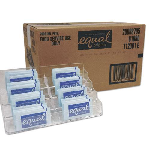 Zero Calorie Sweetener, 0.035 oz Packet, 2000/Carton