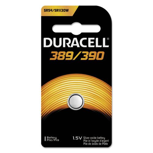 Duracell® Silver Oxide Medical Battery, 389, 36/Carton