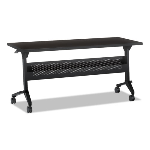 Flip-n-Go Table Top, 48w x 18d, Mocha
