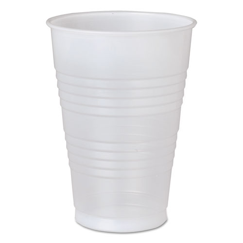 Conex Galaxy Polystyrene Plastic Cold Cups, 16 oz, 50/Bag Y16TPK