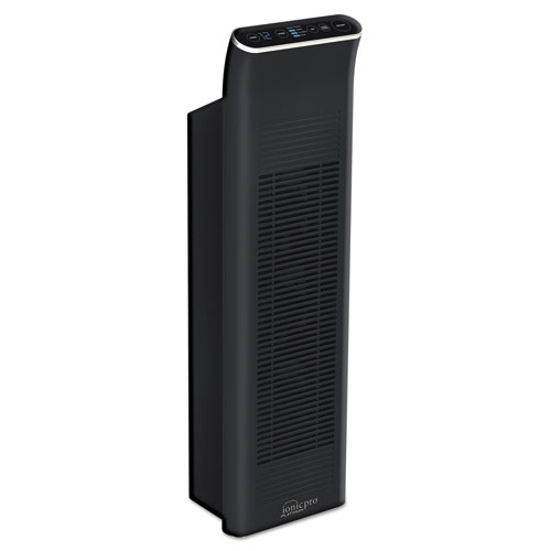 Ionic Pro® Pro Platinum Air Purifier, 600 sq ft Room Capacity, Black
