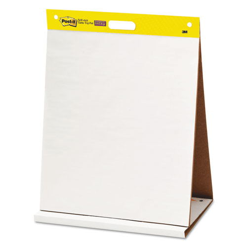 Mmm563r Post It 174 Easel Pads Self Stick Tabletop Easel