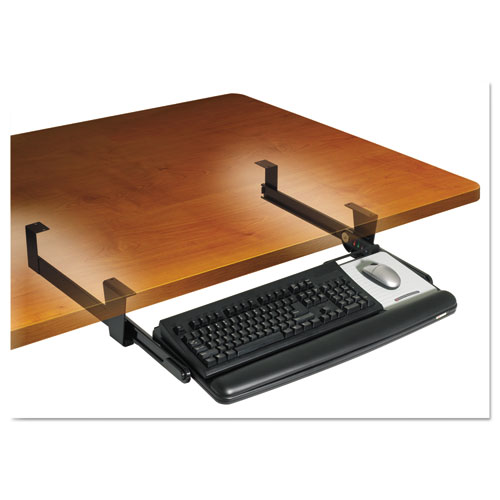Mmmkd90 3m Adjustable Under Desk Keyboard Drawer Zuma