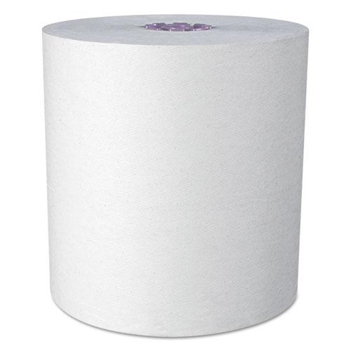 Essential High Capacity Hard Roll Towel, White, 8 x 950 ft, 6 Rolls/Carton