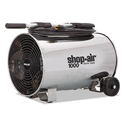 Stainless Steel Inline Fan Motors : Stainless steel portable blower quot speed hp