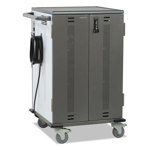"Ergotron® YES36 Charging Cart for Mini-Laptops, 23.2"" x 23.4"" x 41.5"""