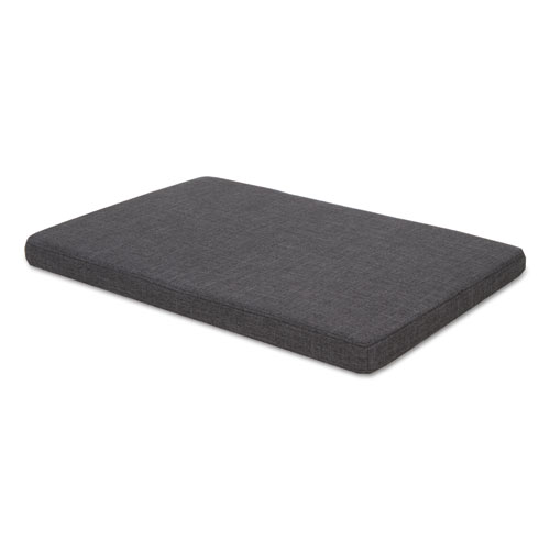 Seat Cushion for Low Credenzas, 29.5w x 19.13d x 2.13h, Smoke