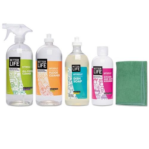 Better Life® Shark Kit 5-Piece Cleaning Kit