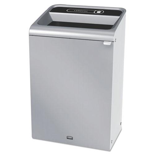 Rubbermaid commercial configure indoor recycling waste - Commercial bathroom waste receptacles ...