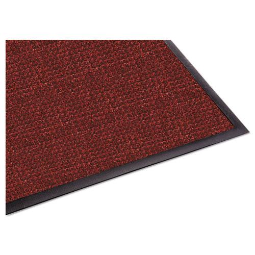 5004ede40bb7 WaterGuard Indoor/Outdoor Scraper Mat, 36 x 60, Red | TheGreenOffice.com