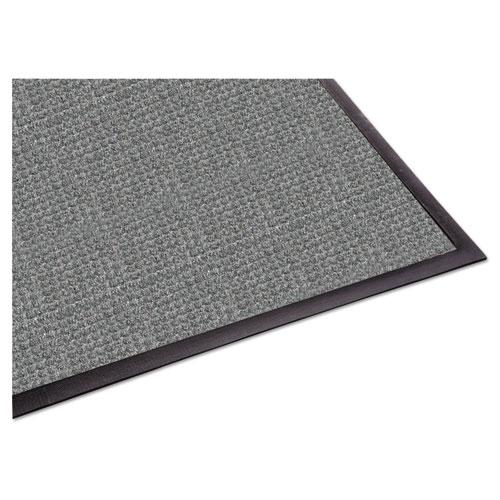 WaterGuard Indoor/Outdoor Scraper Mat, 48 x 72, Gray WG040610
