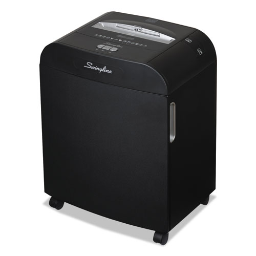 DX18-13 Cross-Cut Jam Free Shredder, 18 Manual Sheet Capacity | by Plexsupply