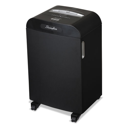 DS22-19 Strip-Cut Jam Free Shredder, 22 Manual Sheet Capacity | by Plexsupply