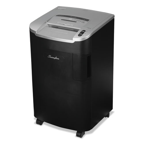 LS32-30 Strip-Cut Jam Free Shredder, 32 Manual Sheet Capacity | by Plexsupply