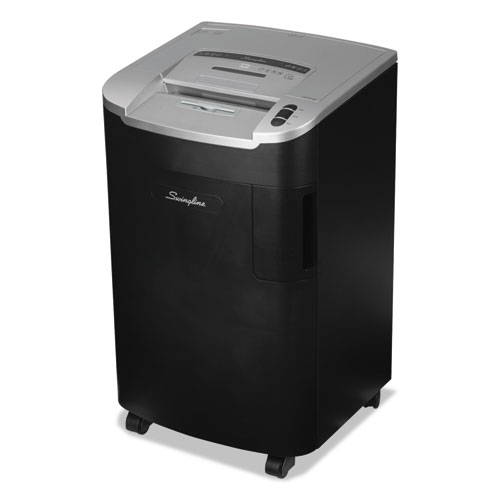 LM12-30 Micro-Cut Jam Free Shredder, 12 Manual Sheet Capacity | by Plexsupply