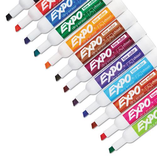 San81045 Expo Low Odor Dry Erase Marker Zuma