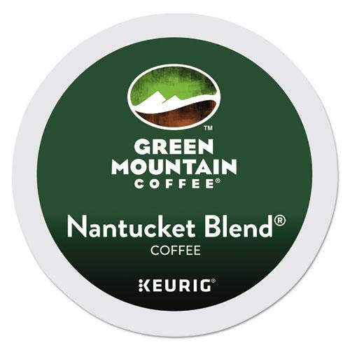 Nantucket Blend Coffee K-Cups, 24/Box 6663