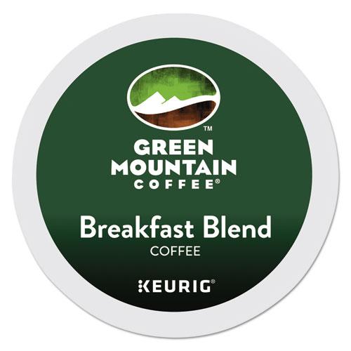 Breakfast Blend Coffee K-Cups, 24/Box 6520