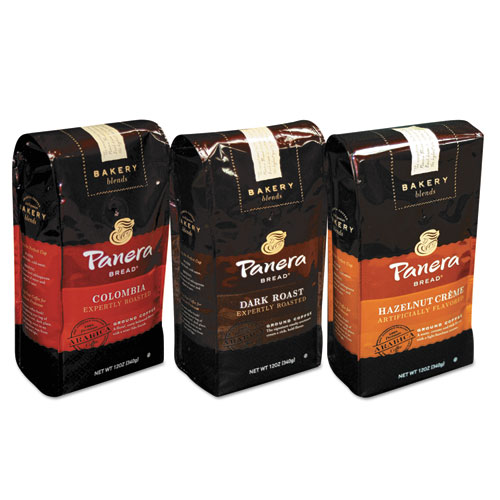 Panera Bread Coffee Box Simple Panera Bread Ground Coffee Dark Roast 60 Oz Bag Essendant